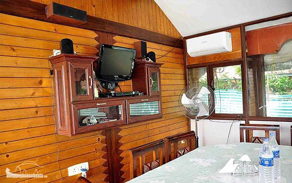two bedroom budget alleppey houseboats