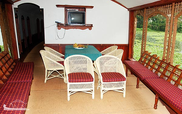three edroom budget alleppey houseboats