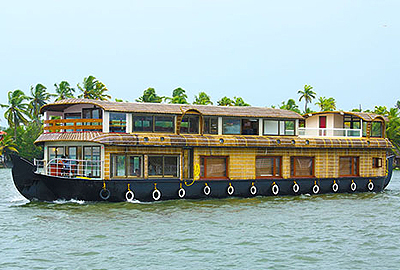 Conference houseboats