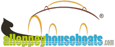 Alleppey houseboats Logo